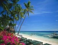 フィリピン セブ島 タンブリンビーチ