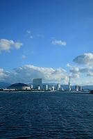 福岡県 福岡市 海から百道