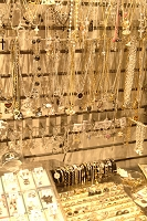 韓国の宝飾店