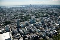 神奈川県 新横浜駅より横浜市街地方面