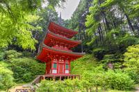 京都府 岩船寺