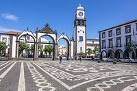 ポルトガル サンミゲル島
