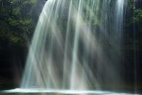 熊本県 鍋ヶ滝の水と光の交響楽