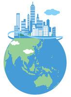 地球都市とクラウド