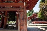 比叡山延暦寺 大講堂と開運平和の鐘