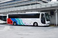 働く車 高速バス(名鉄バス)