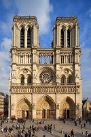 フランス パリ ノートルダム寺院