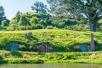 ニュージーランド ホビット村