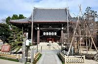 愛知県 豊太閤御誕地 常泉寺