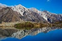 長野県 北アルプス 八方尾根より白馬岳
