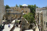 イスラエル エルサレム 三大宗教の聖地
