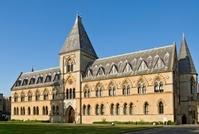 イギリス オックスフォード大学自然史博物館