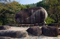 山形県 龍師火帝の碑
