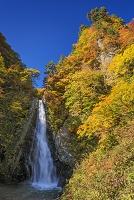 青森県 西目屋村 暗門の滝
