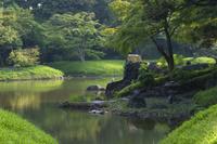 東京都 小石川後楽園 大泉水