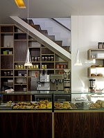 アメリカ カリフォルニア カフェ