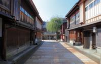 石川県 茶屋町残るひがし茶屋街