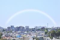 新興住宅街 虹