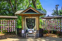 東京都 上野公園の大仏