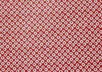赤色の和紙