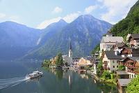 オーストリア ハルシュタット ハルシュタット湖