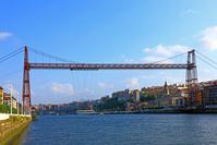 スペイン ビルバオ ビスカヤ橋