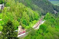 オーストリア セメリング鉄道 セメリング駅