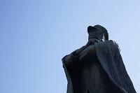 岡山県 六高マン像