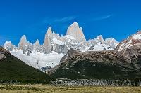 アルゼンチン フィッツ・ロイ山