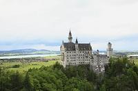 ドイツ ノイシュヴァンシュタイン城