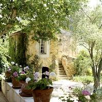 南フランスのコテージ