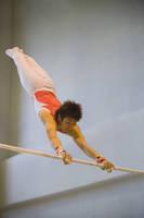 体操競技 鉄棒