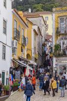 ポルトガル シントラの街角