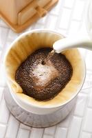 コーヒーを淹れる フィルタードリップ