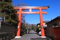 京都府 初詣の下鴨神社