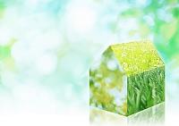 エコロジーイメージの家