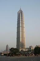 中国 ジンマオタワー