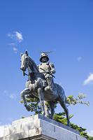 宮城県 仙台市 伊達政宗騎馬像