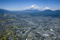 中央自動車道路、甲府昭和ICより韮崎方面