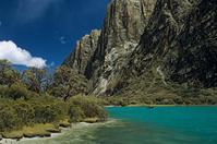 ペルー ワスカラン国立公園
