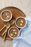 豆スープスープ