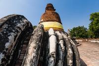 タイ アユタヤ ワット・マヘーヨン