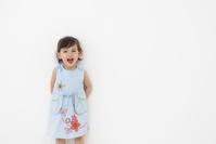 ハーフの小さな女の子