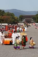 京都府 京都御所 時代祭
