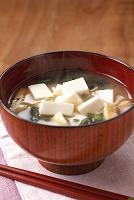 味噌汁(豆腐)