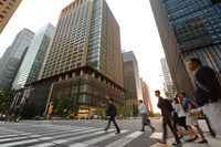 東京都 丸の内ビジネス街