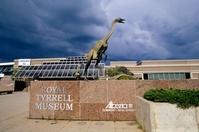カナダ ロイヤル・ティレル古生物学博物館
