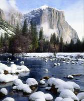 アメリカ ヨセミテ国立公園