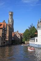 ベルギー ブリュージュ歴史地区