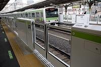 東京都 駅のホームドア